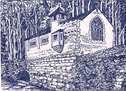St. John's, Matlock Bath, private collection