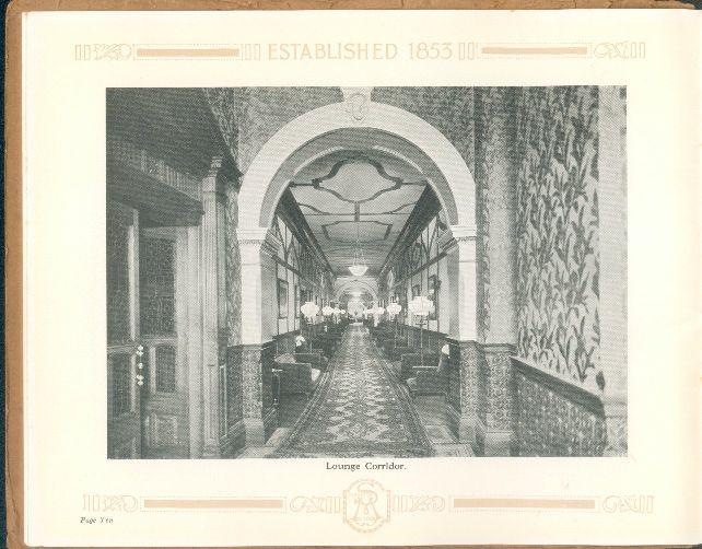 Lounge Corridor
