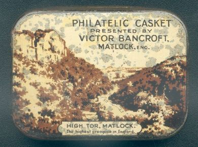 High Tor, Matlock The highest precipice in England