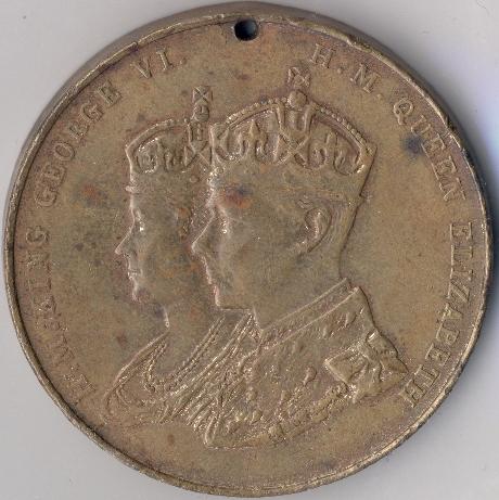 Matlock District Council commemorates the Coronation of George VI