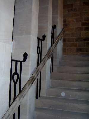 Stairway, April 2005