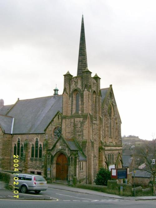Methodist and United Reformed Church