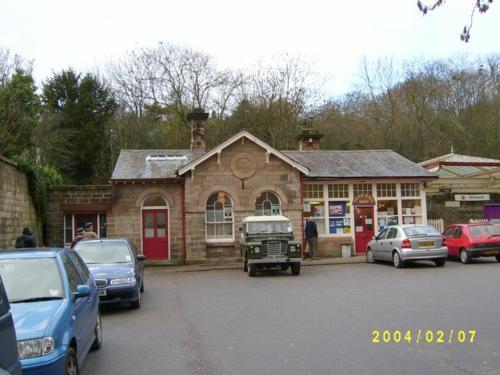 Matlock Station in 2004